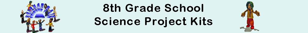 8th Grade Science Fair Project Ideas Middle School Water Test Kits